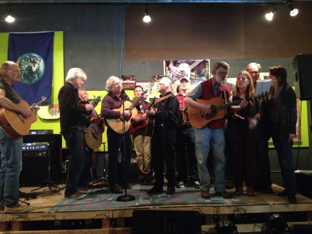 traverse city pete seeger community concert well may the world go
