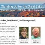 Standing Up for the Great Lakes