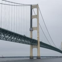 Friday Favorites – the Mackinac Bridge