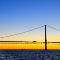 Political Winds Threaten the Mackinac Bridge on Its 61st Birthday